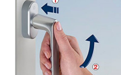 La maniglia SecuForte, semplice, diversa, più sicura