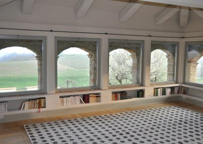 Navello finestra legno seta a wasistas