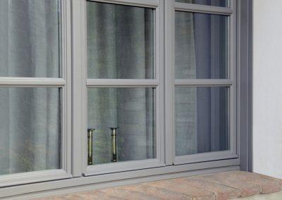 Navello finestra legno seta traversini