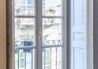 Navello finestra legno seta 2.0 slim scuretti