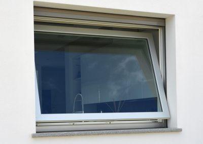 Navello finestra legno alluminio nembo apertura a bilico