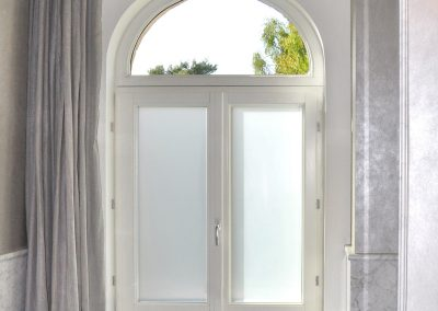 Navello finestra legno seta 2.0 eco arco