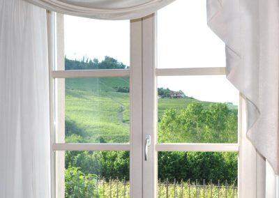 Navello finestra legno novecento a 2 ante