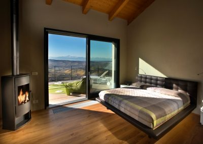 Navello finestra legno novecento scorrevole vista interna