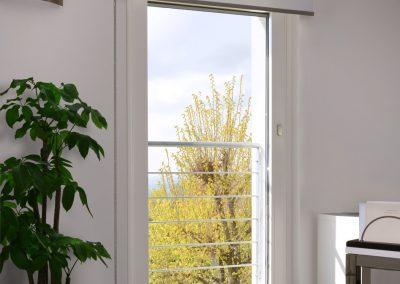 Navello finestra legno alluminio nuvola portafinestra