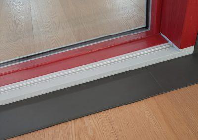 Navello finestra legno scorrevole minimal soglia