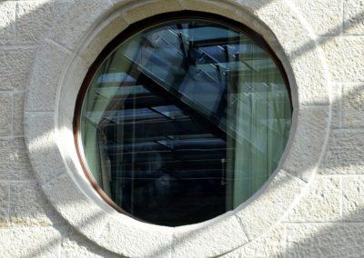 Navello finestra legno seta 2.0 eco oblò