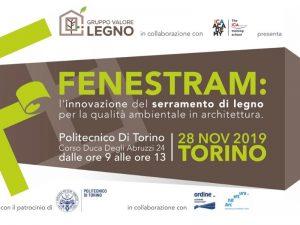 Navello Fenestram: l'innovazione del serramento in legno al politecnico di torino