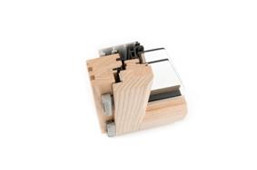 Nasce il legno-alluminio da 68 mm