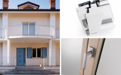 Navello presenta Chios: la nuova finestra in legno e alluminio